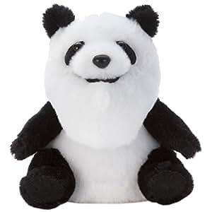 シャクレルプラネット シャクレルミミクリー パンダ ぬいぐるみ 高さ約14cm