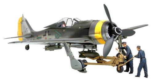 1/48 傑作機シリーズ No.104 1/48 フォッケウルフ Fw190 F-8/9 爆弾搭載セット