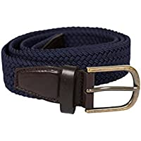 Blazer Men's Woven Cord Elasticated Belt