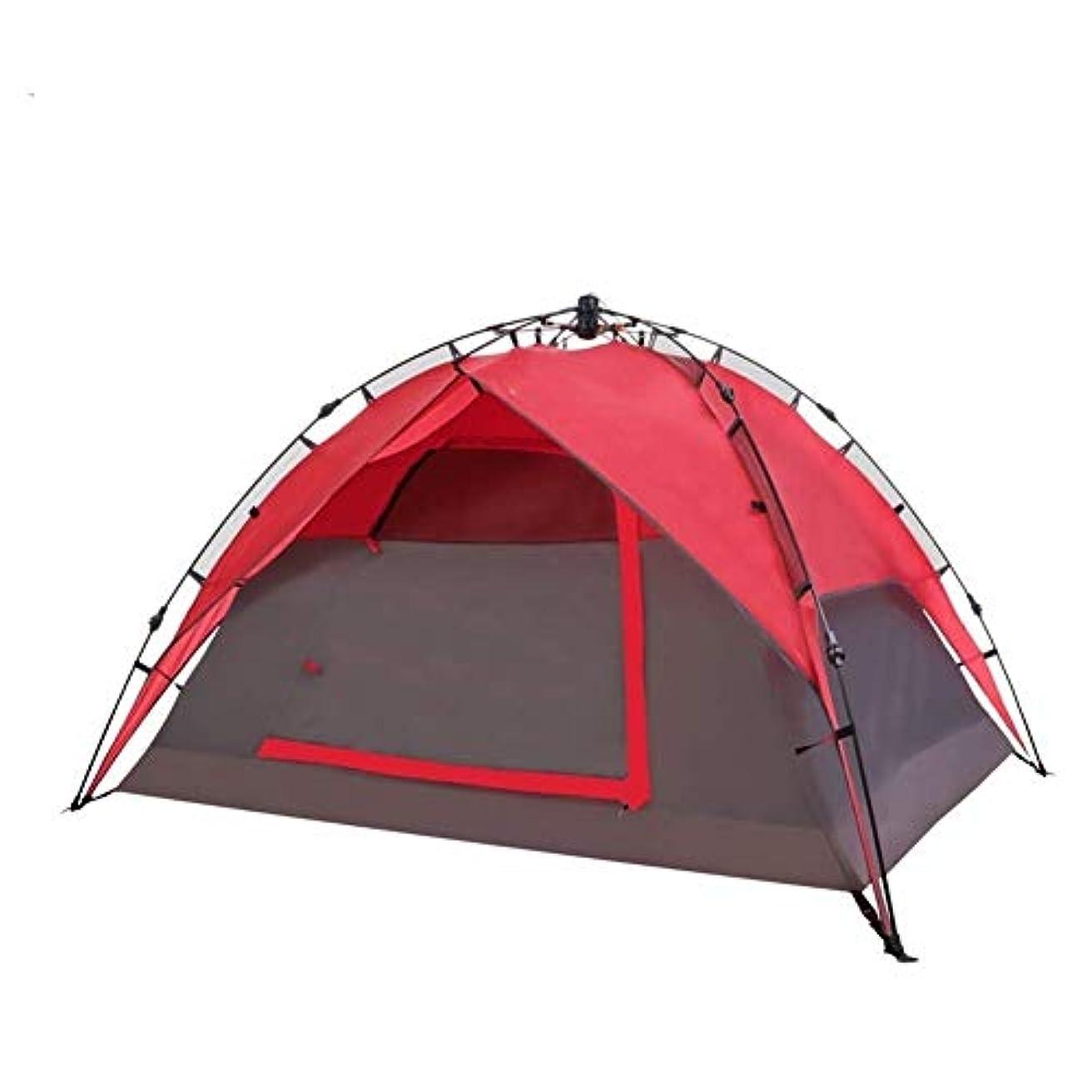 直面するとまり木不一致Breay1986 屋外耐候性3?4人の大肥厚拡大防水と防湿テント