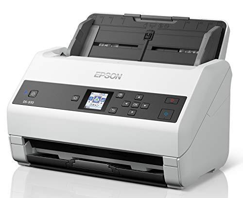 EPSON DS-970 A4シートフィードスキャナー 85枚分