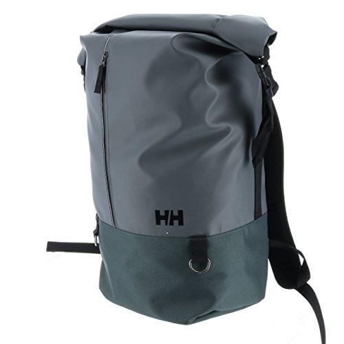 (ヘリーハンセン) HELLY HANSEN バックパック リュックサック [アクセサリーズ][Aker Roll Pack] 4.ブラックグレー