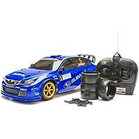 京商EGG Exspeed Racing 1/16ドリフト仕様ラジコン スバルインプレッサWRC2008