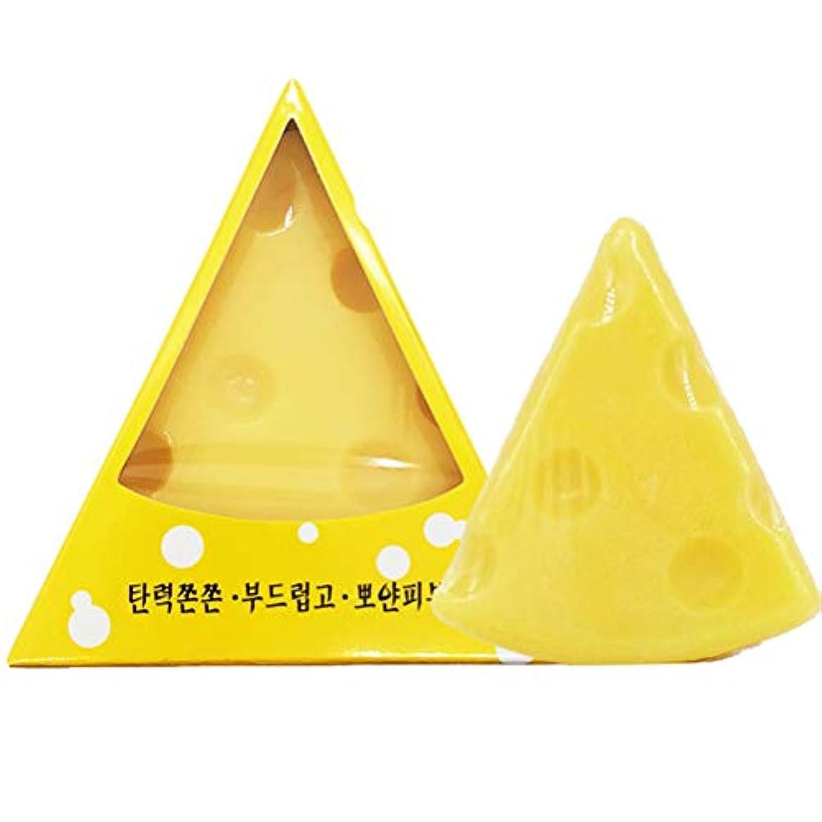 抜本的な順応性バンOurine 石鹸 化粧石けん 浴用 全身 顔 チーズ デリケートゾーン 低刺激 保湿 アルコールフリー いい匂い