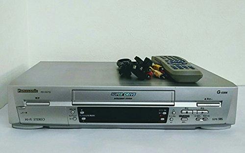 VHSビデオデッキ パナソニック NV-HV7G