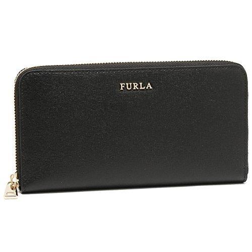 [フルラ] 長財布 レディース FURLA 907853 PR82 B30 O60 ブラック [並行輸入品]