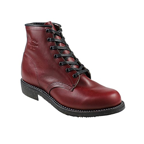 チペワ 6インチ コードバン サービス ブーツ 1901G26 Dワイズ メンズ バーガンディー US9.0(約27.0cm) (並行輸入品)