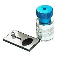 F Fityle ウォッチリフト 時計 リフトガラスケース リムーバーインサーター フィッティング ツール