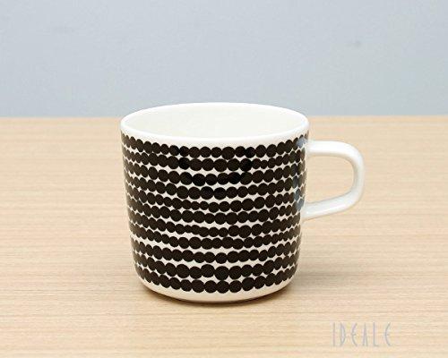 マリメッコ(marimekko) シイルトラプータルハ SIIRTOLAPUUTARHA 63292-190 コーヒーカップ 200ml [並行輸入品]