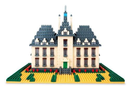 Nanoblock TINTIN Moulin Searle Castle Geduldspiel Puzzles & Geduldspiele