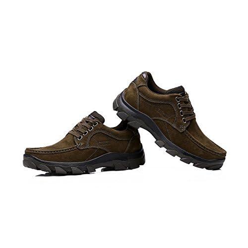 (チェリーレッド) CherryRed メンズ 靴 シューズ 紳士靴 カジュアルシューズ スニーカー 運動靴 スリッポン イギリス風 登山靴 レッキング ハイキング マウンテン 革靴 本革 作業靴 軽量 履き心地よい ブラウン