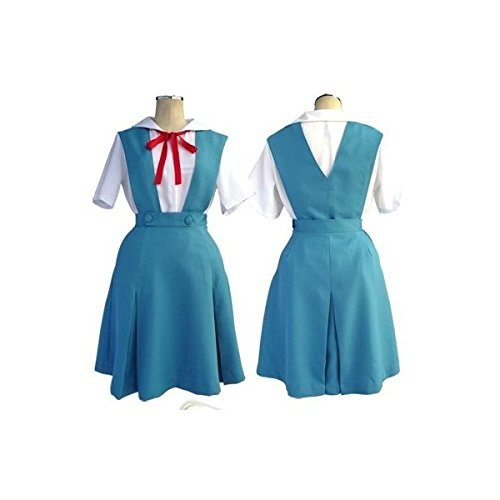 Evangelion wind authentic cosplay costume third New Tokyo Municipal No. Ichi Junior High School Girl Uniform (L size) (japan import)