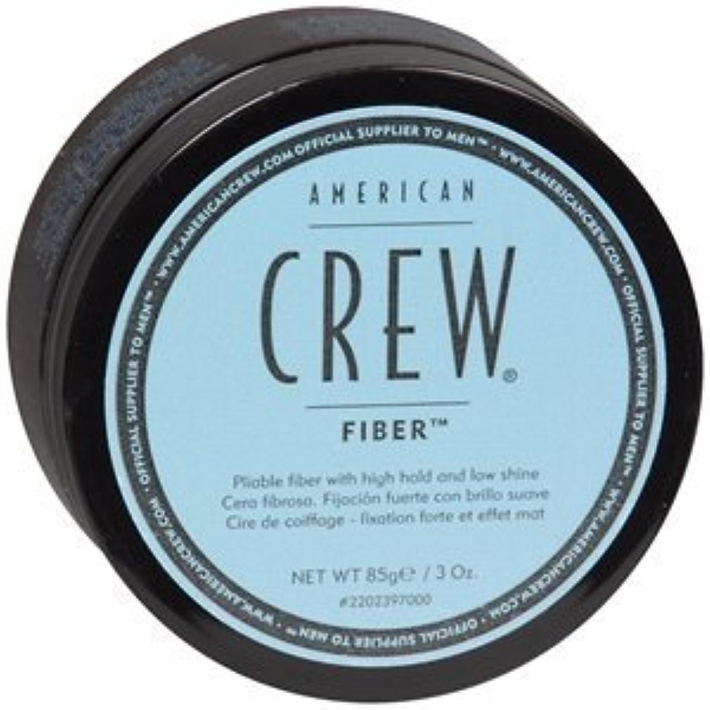 バッジ差し迫った実り多いAmerican Crew Fiber for Hold & Shine 3 oz (85 g) by AB [並行輸入品]