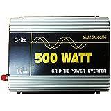 太陽光パネルソーラーパネルGrid Tie インバータ 500W INVGT500