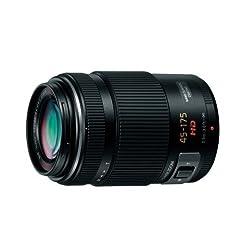 Panasonic デジタルカメラオプション マイクロフォーサーズシステム用交換レンズ Xレンズ 電動ズーム LUMIX G X VARIO PZ 45-175mm/F4.0-5.6 ASPH./POWER O.I.S. ブラック H-PS45175-K