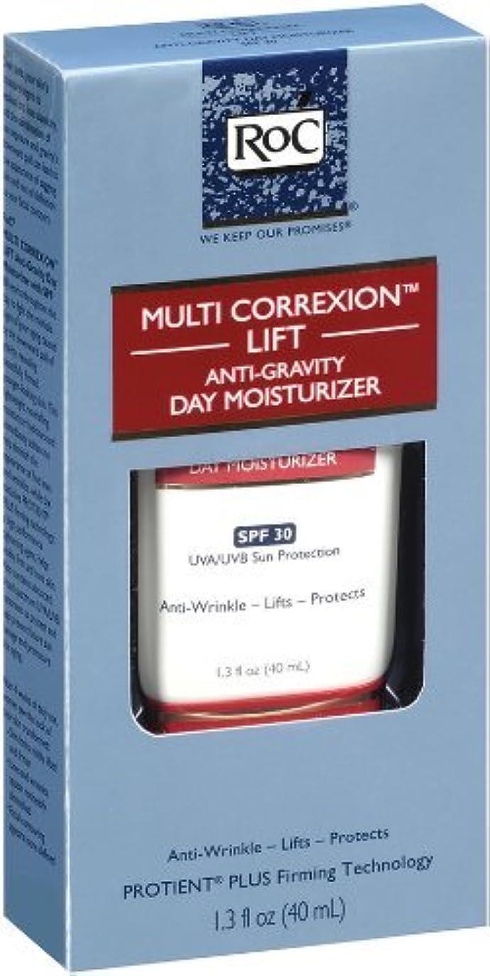 ジェット悪夢大いにロック マルチコレクション リフト アンチグラビティ デイリーモイスチャライザー(SPF30) RoC Multi-Correxion Lift Anti-Gravity Daily Moisturizer With SPF...