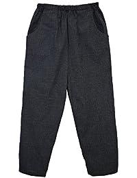 日本製 久留米ちぢみ織女性用ズボン?パンツ?モンスラ
