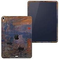 igsticker iPad Pro 12.9 inch インチ 対応 2018年 シール apple アップル アイパッド 専用 A1876 A1895 A1983 A2014 全面スキンシール フル タブレットケース ステッカー 保護シール 003231 クール 写真・風景 風景 景色 絵画 イラスト