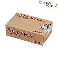 共和 オーバンド カラーバンド プチ 30g ホワイト GGC-030-WT ゴムバンド