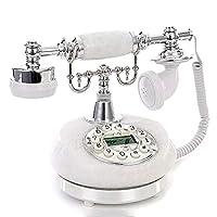 家およびオフィス4282のために適したレトロの電話ケーブルのヒスイの家の装飾の電話