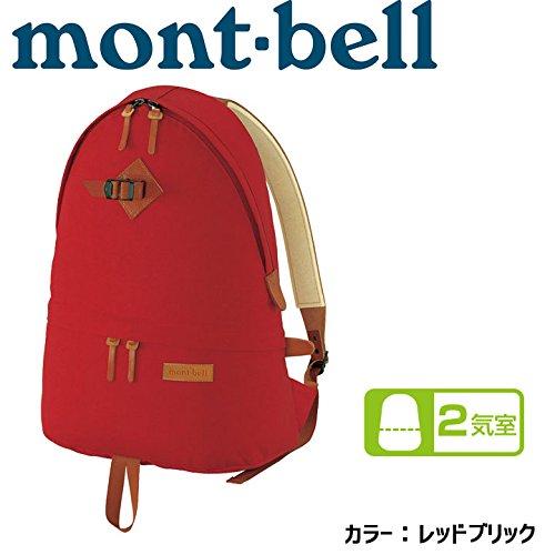 mont-bell モンベル コロラド デイパック (ザック・リュックサック) (レッドブリック):1123937