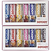 SOYJOY ギフトセット 14本入り