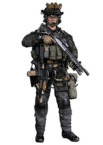 FBI SWATチーム エージェント サンディエゴ ミッドナイト エリートシリーズ 1/6 アクションフィギュア 78044B