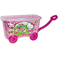 Unico - Hello Kitty, Box with blocks