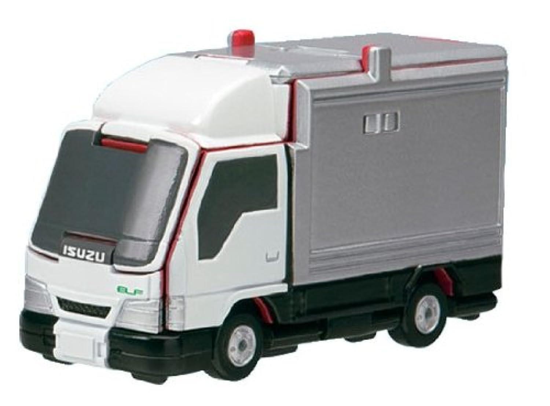 VooV(ブーブ) VS03 いすゞ エルフ ~ 空気充填車両