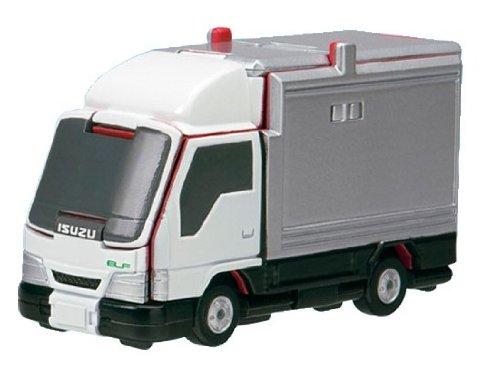VooV(ブーブ) VS03 いすゞ エルフ 〜 空気充填車両
