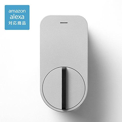 Qrio Smart Lock (キュリオスマートロック) スマートフォンで自宅のドアをキーレス化 Q-SL1【Works with Alexa認定製品】
