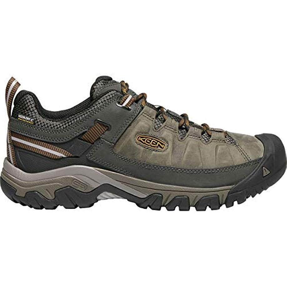 未満抑制するぞっとするような[キーン] メンズ ハイキング Targhee III Waterproof Leather Hiking Sh [並行輸入品]