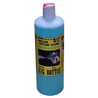 モデルガンカートリッジクリーナー ビッグボトル