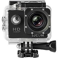 【国内正規品】SJCAM ウェアラブルカメラ SJ4000 ブラック【PSEマーク取得・国内保証1年】