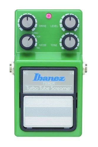 Ibanez アイバニーズ ギター用オーバードライブ Turbo Tube Screamer ターボ チューブスクリーマー TS9DX