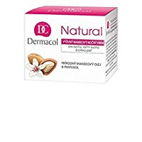自然アーモンドナイトクリームNight Deep Care for Dry、とても乾燥、敏感肌50ml Made in Czech Republic
