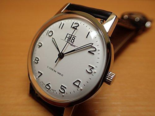 fhb エフエイチビー FHB 腕時計 クラシックフレアーシリーズ Classic Flair Series F908SW-BK 【正規輸入品】