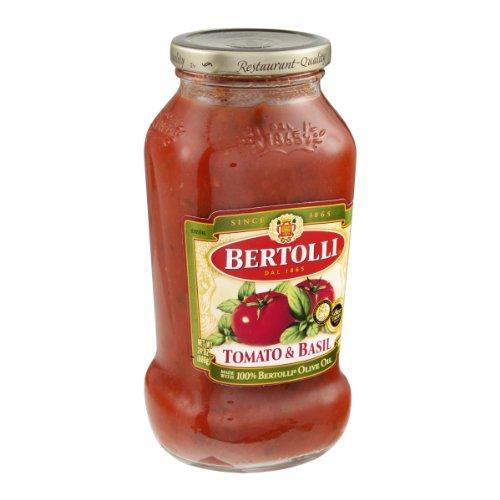 ベルトリー パスタソース トマト&バジル 680g