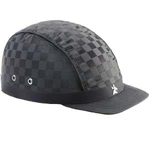 YAKKAY(ヤッカイ) NEWスマートツー キッズ ヘルメット用アウター BERLIN Sサイズ ブラック