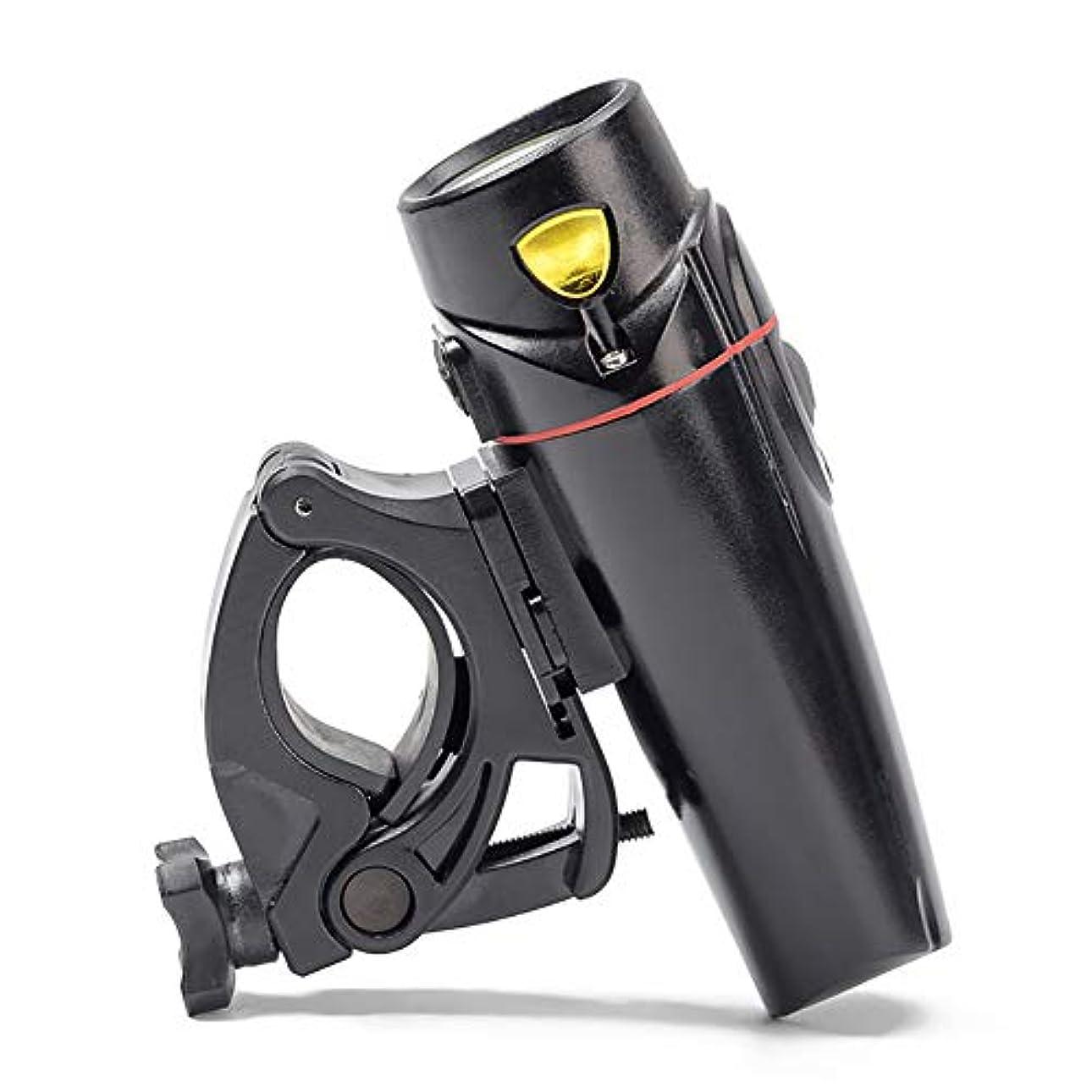 ファブリックランチョン交流する自転車 ヘッドライト ドイツの規制 警告灯 マウンテンバイク 350 ルーメン USB 充電ライト
