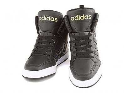 [アディダス] adidas メンズ ハイカット スニーカー 限定モデル ネオビッグタン 2 NEOBIG TANN 2 AW4533 コアブラック/コアブラック/ランニングホワイト 27.0cm