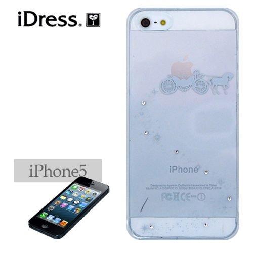 サンクレスト 【iDress/GIRLY SPICE】キャリッジ iPhone5バックカバー アイフォン5ケース