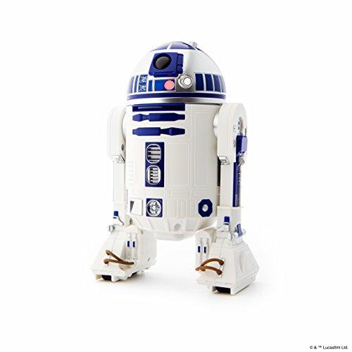 Sphero スター・ウォーズ R2-D2 APP-ENABLED DROI...