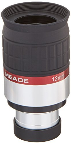 Meade Instruments 07733 Series 5000 1.25-Inch HD-60 12-Millimeter Eyepiece (Black) [並行輸入品]