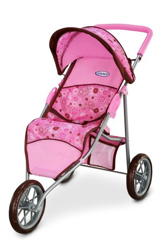 Graco Expedition Doll Jogger (並行輸入)