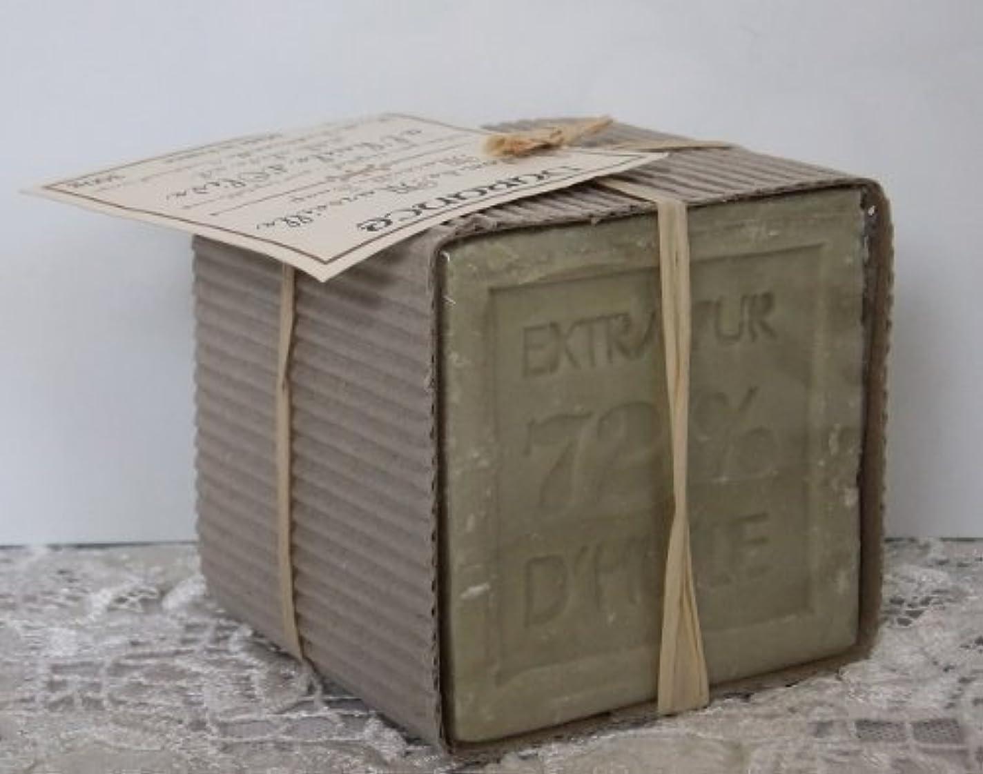 最小理容室純粋なデュランス マルセイユソープ 300g