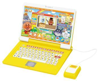 アンパンマンの本格的なパソコン