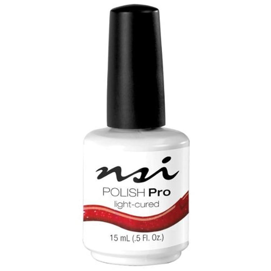 旧正月均等に忠実NSI Polish Pro Gel Polish - Crimson - 0.5oz / 15ml
