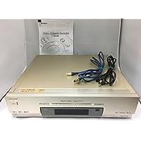 ソニー S-VHSハイファイ/miniDV デジタルダブルビデオデッキ   WV-DR9 ケーブル付 (デパート 高額品/常温倉庫)