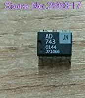 1PCS AD743JN AD743JNZ AD743J AD743KN DIP-8 new and In Stock